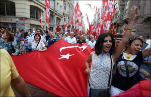 Turkey-Protest-flag-6-3
